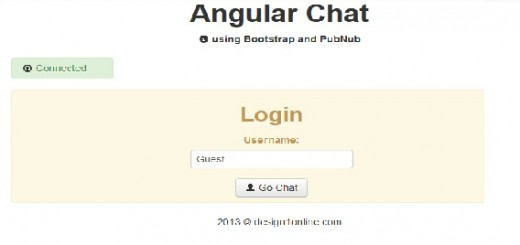 Angular Chat
