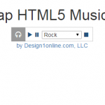 HTML5 Music Player